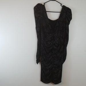 Arden B Sequenced Dress Size M